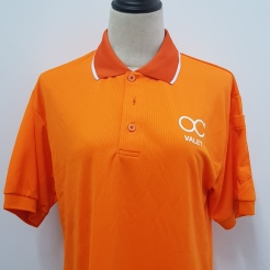 Orchard Central Car Valet Polo T-shirt T-shirt Printing Singapore