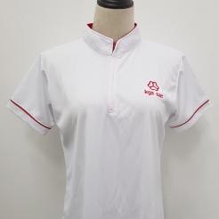 Senior Activity Centre Mandarin collar t-shirt T-shirt Printing Singapore