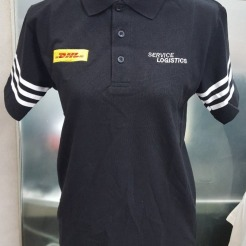 DHL Singapore Service logistics T-shirt Printing Singapore