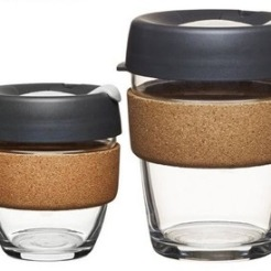 Eco- Friendly glass cup with cock sleeves. Ideal for company that are looking for gifts that is realistic and usable. Can be use for hot coffee takeaways or hot beverages. Able to print company logo on it. If interested, do contact us for more information