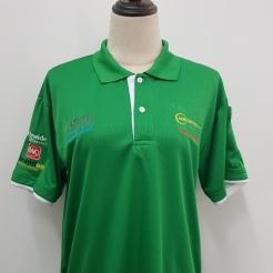 Schneider Electric Polo T-shirt T-shirt printing Singapore Embroidery Singapore Custom made Polo T-shirt Singapore
