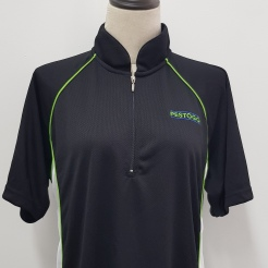 Pestogo Singapore Mandarin collar t-shirt T-shirt Printing Singapore