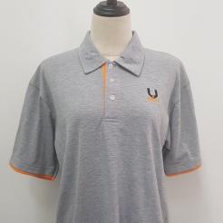 Uniweld Singapore Honeycomb Cotton Polo T-shirt T-shirt printing Singapore Embroidery Singapore Custom made Polo T-shirt
