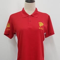 金门会馆 Polo t-shirt T-shirt printing Singapore Embroidery Singapore Custom made Polo T-shirt Singapore