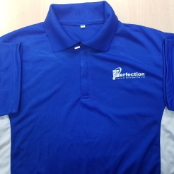 Perfection General Service T-shirt Printing singapore