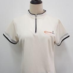 Singapore Brain Development Centre Mandarin collar t-shirt T-shirt printing Singapore Embroidery Singapore Custom made Polo T-shirt Singapore