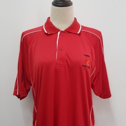 Eunos RC Polo T-shirt T-shirt printing Singapore Embroidery Singapore Custom made Polo T-shirt Singapore