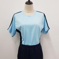 Singpaore School PE uniform (Side) T-shirt Printing Singapore